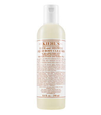 Bath Shower Liquid Body Cleanser Grapefruit