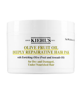 Olive Fruit Deeply Repairative Hair Pak