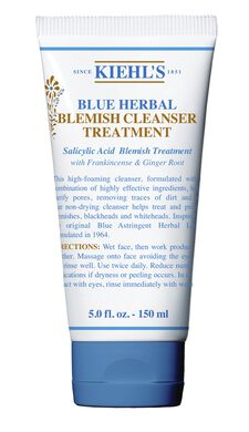 Blue Herbal Blemish Cleanser Treatment