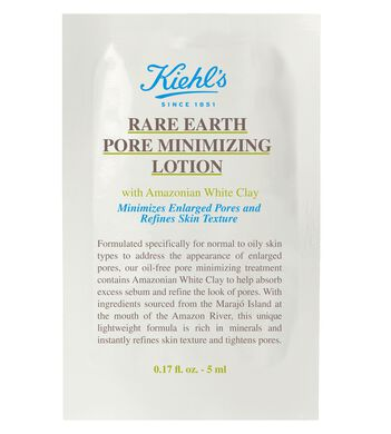 Rare Earth Pore Minimizing Lotion Sample