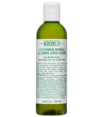Cucumber Herbal Alcohol-Free Toner