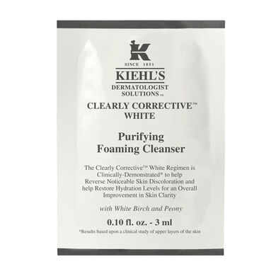 Clearly Corrective™ Purifying Foaming Cleanser Sample