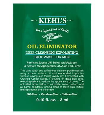 Men's Oil Eliminator Deep Cleansing Exfoliating Face Wash Sample
