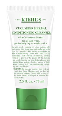 Cucumber Herbal Conditioning Cleanser- Travel Size