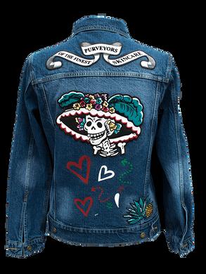 Chamarra Kiehl´s Loves México
