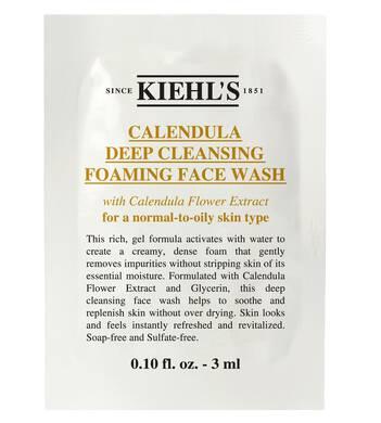 Calendula Foaming Wash Sample