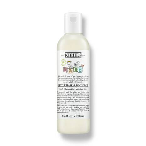 Baby Gentle Foaming Hair and Body Wash