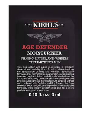 Age Defender Moisturizer Sample