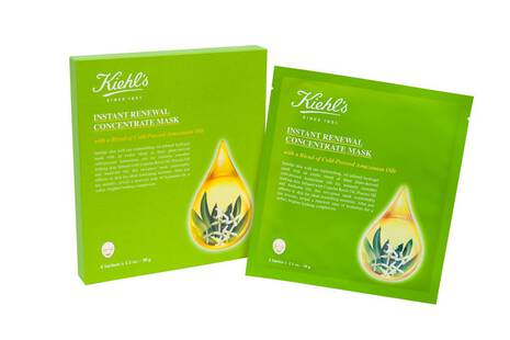 Instant Renewal Concentrate Mask