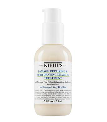 Damage Repairing Rehydrating Leave-In Treatment