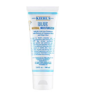 Blue Herbal Moisturizer