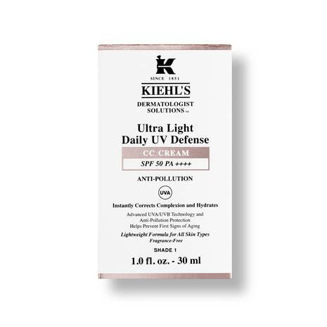 Ultra - Light UV Defense CC Cream SPF 50 PA++++