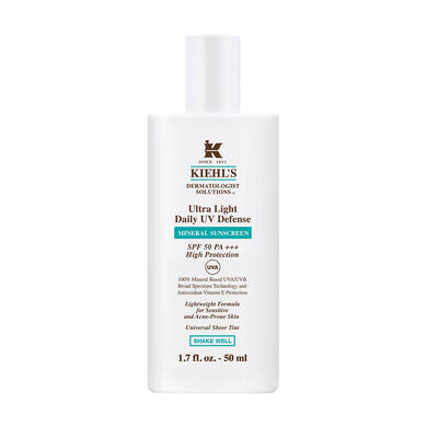Ultra Light Daily UV Defense Mineral Sunscreen SPF 50 PA+++ High Protection