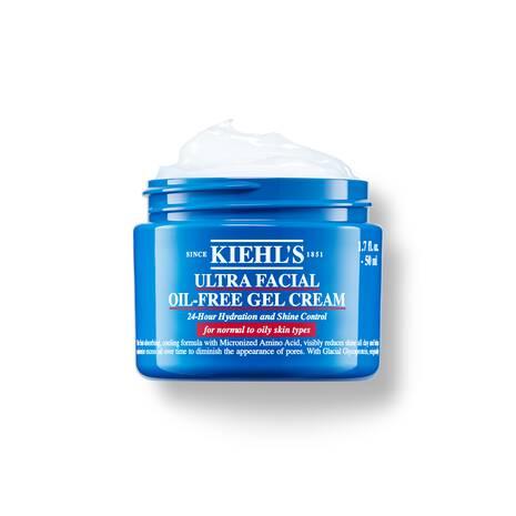 Ultra Facial Oil-Free Gel Cream