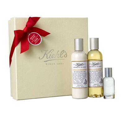 Aromatic Blends Vanilla & Cedarwood Gift Set