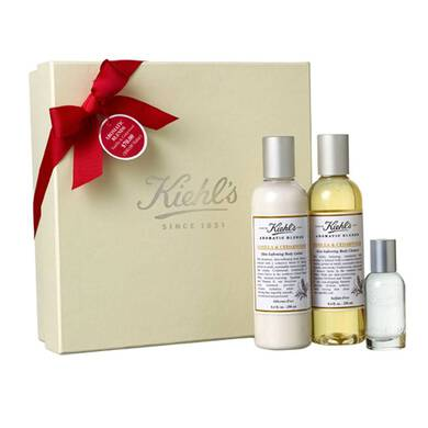 Aromatic Blends Vanilla & Cedarwood Gift Set