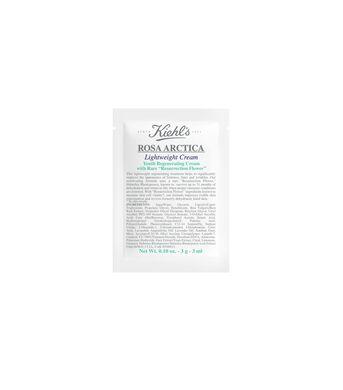 Rosa Arctica Lightweight Cream Sample