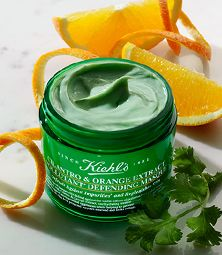Cilantro & Orange Extract Pollutant* Defending Mask