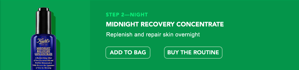 Midnight recovery concentrate