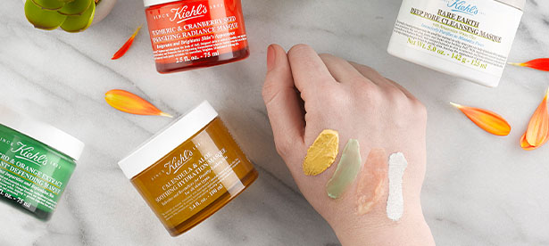 Kiehl's Face Masks