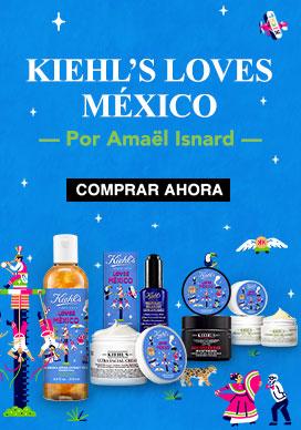Kiehl's loves México